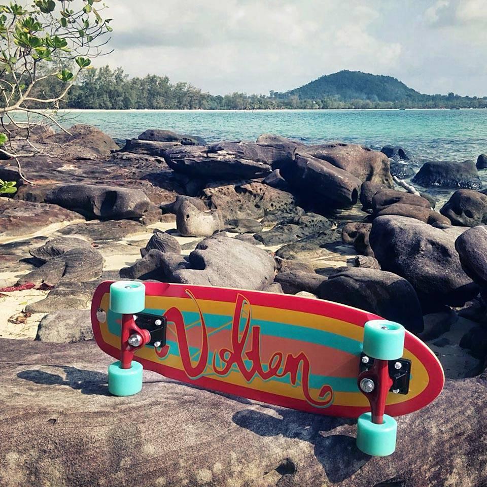 Отличие скейтборда от лонгборда