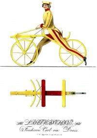Велосипед с днем рождения