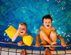 Плавание для детей 5 лет