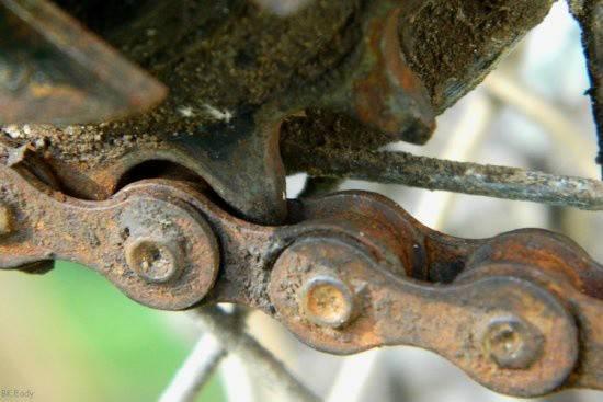 Ресурс велосипедной цепи