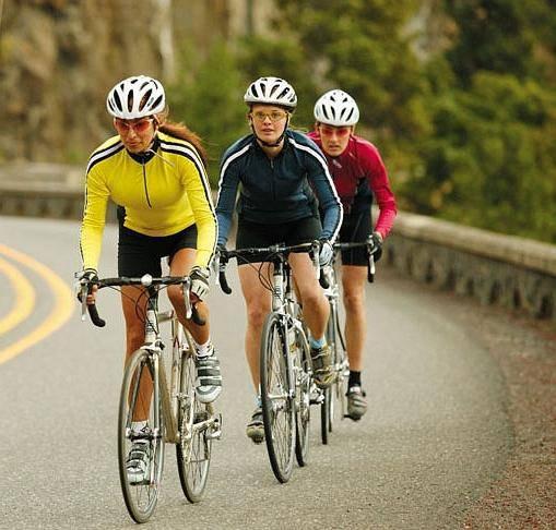 Как похудеть катаясь на велосипеде