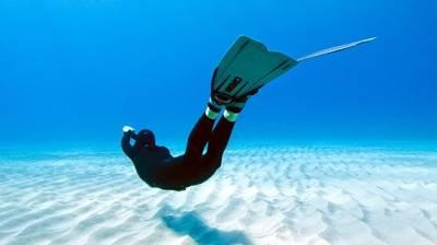 Как научиться дышать под водой