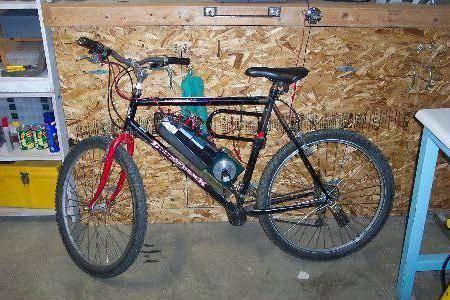 Как сделать электровелосипед из обычного велосипеда