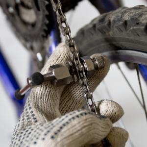 Как натянуть цепь на велосипеде со скоростями
