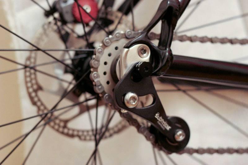 Как разобрать велосипедную цепь