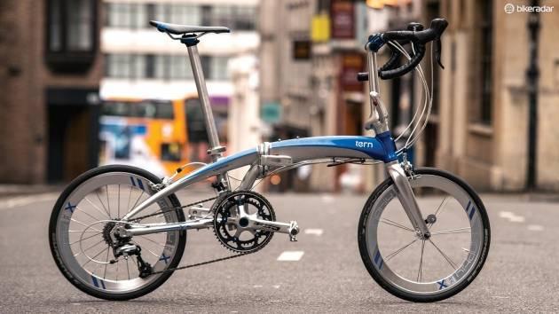 Выбор складного велосипеда