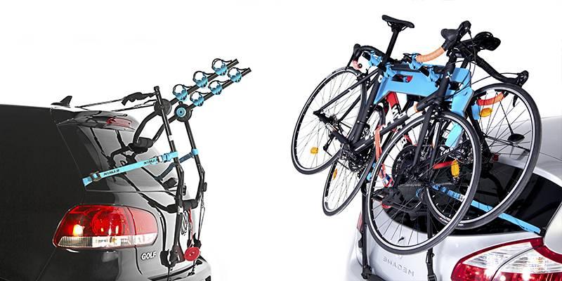 Крепление для велосипеда на крышу