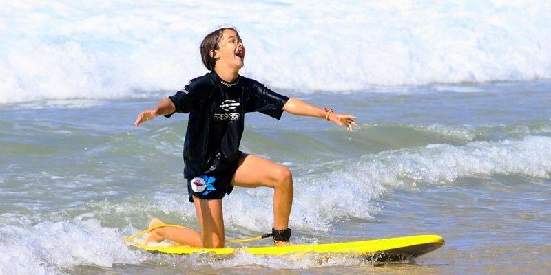 Детская доска для серфинга