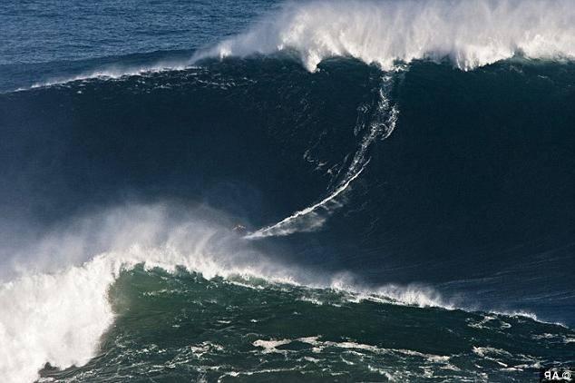 Какая волна самая большая по счету