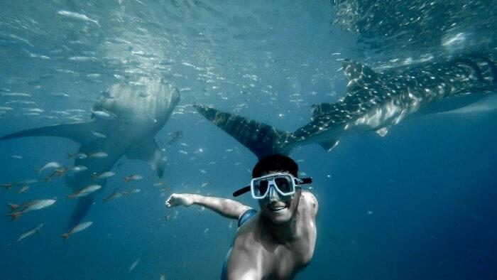 Как долго плавать под водой