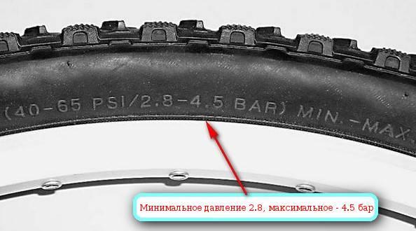 Замена камеры на велосипеде