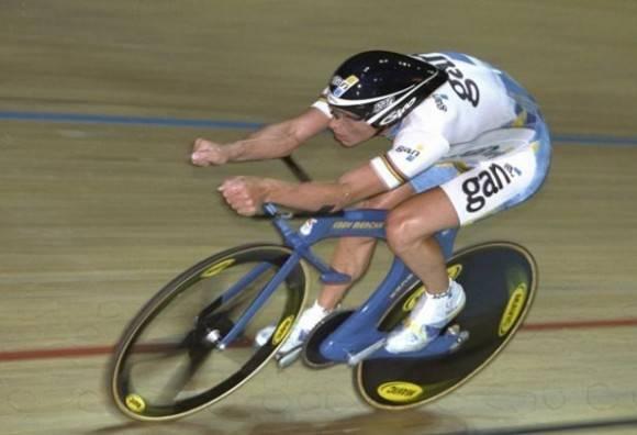 Мировой рекорд скорости на велосипеде
