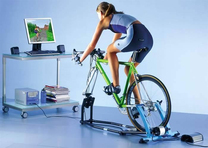 Час езды на велосипеде сколько калорий