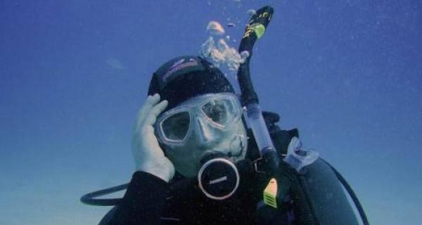 Как правильно нырять на глубину