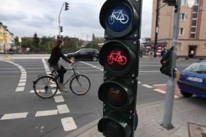 Велодорожка знак