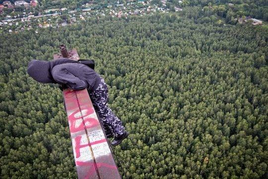 Боязнь высоты как избавиться
