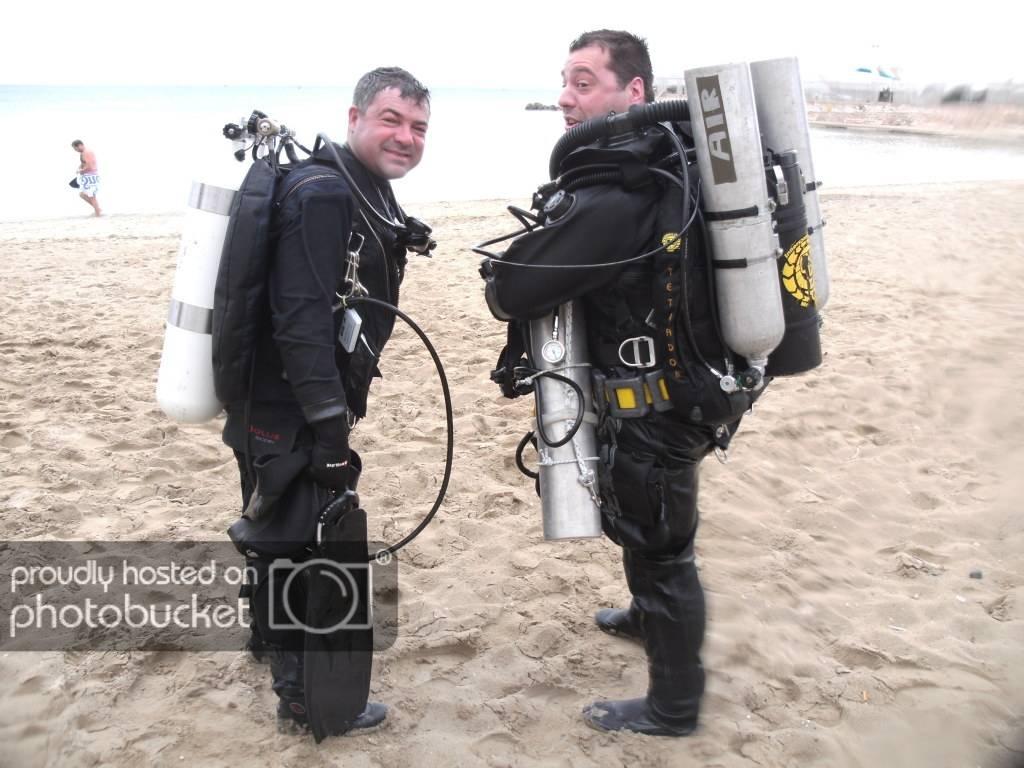 Глубина погружения с аквалангом