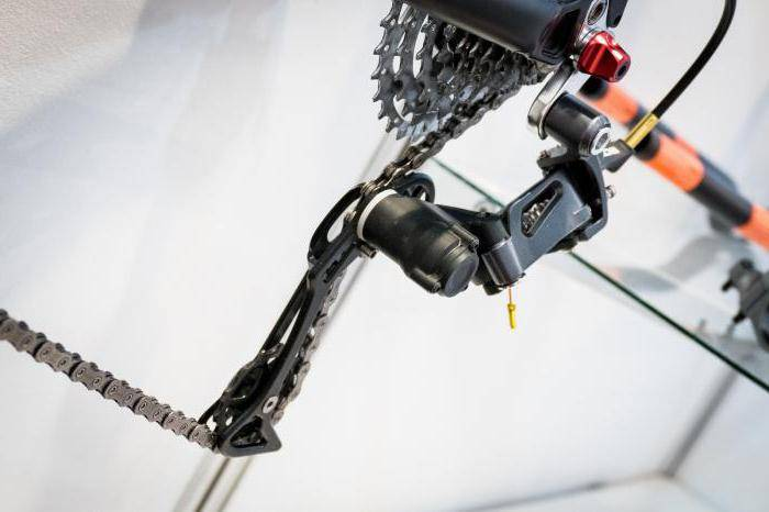 как отрегулировать переключатель скоростей на велосипеде