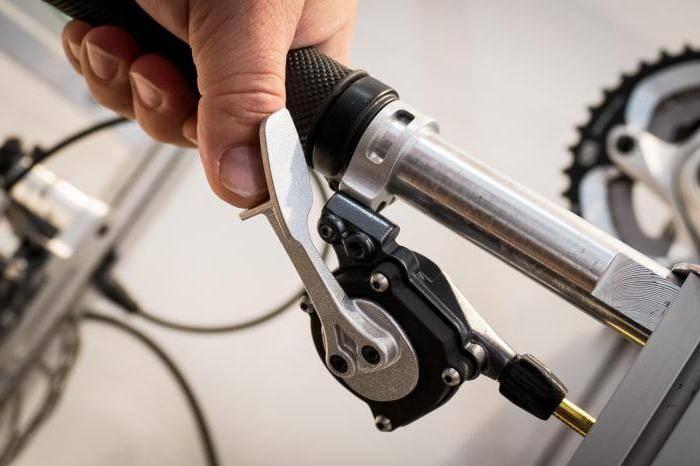 какие переключатели скоростей на велосипеде лучше