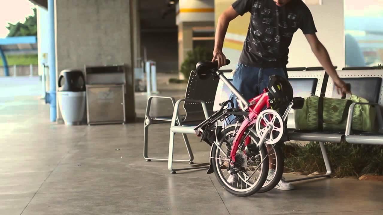 Складной велосипед лучший