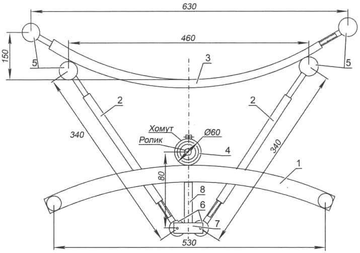 Рис. 5. Система рулевого управления