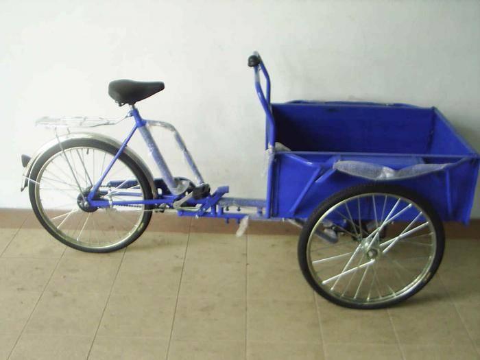 велосипед с мотором самодельный