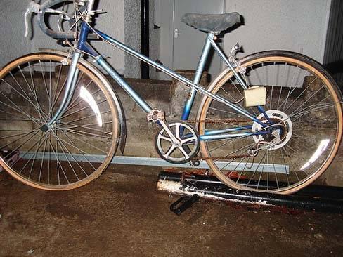 Велосипед донор для сборки чоппера