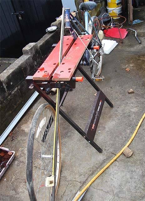 Изготовление вилки для чоппера