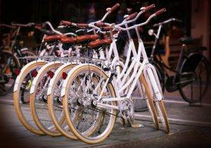 В каком году изобрели первый велосипед