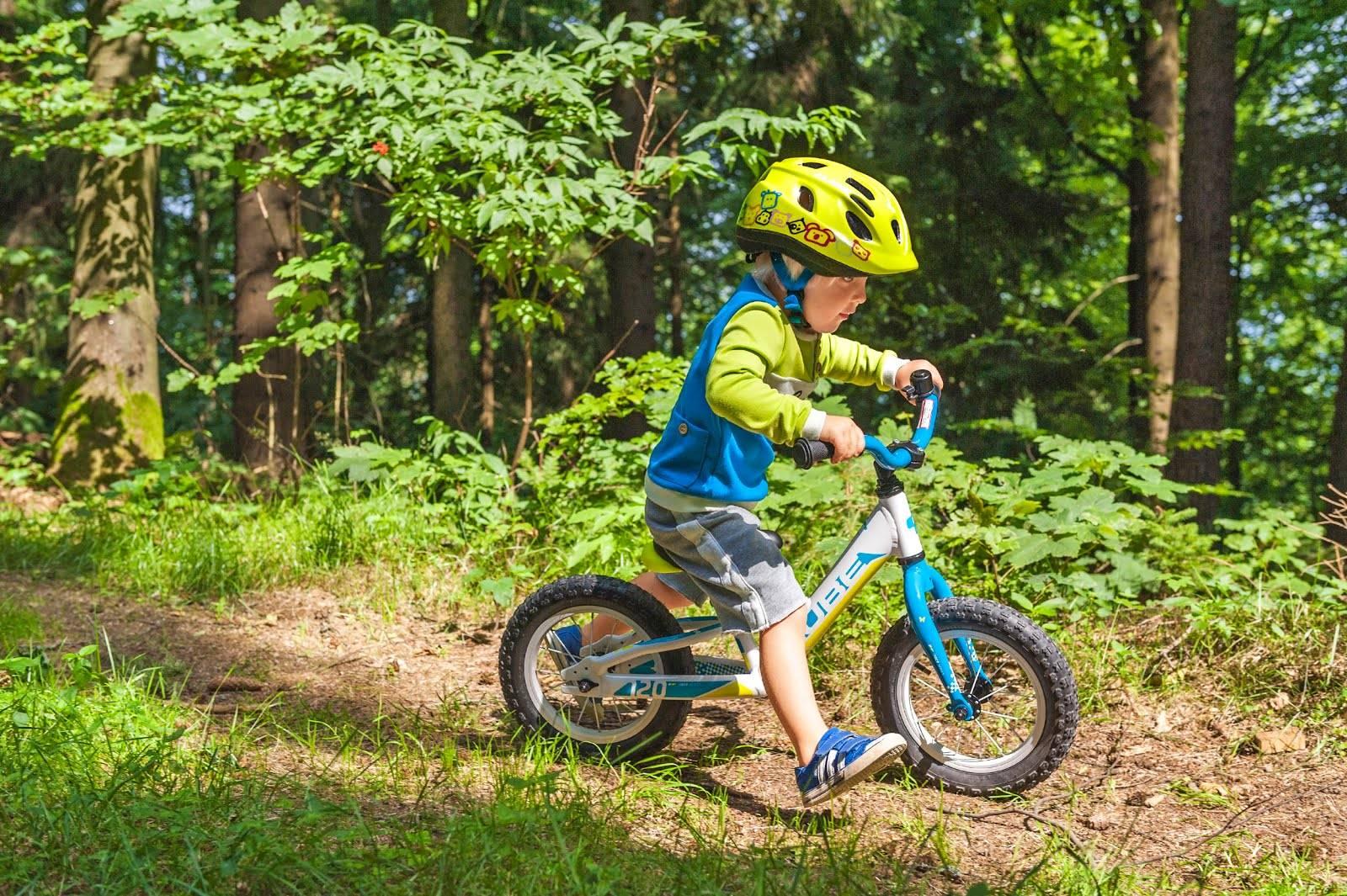 Подбор велосипеда по росту ребенка