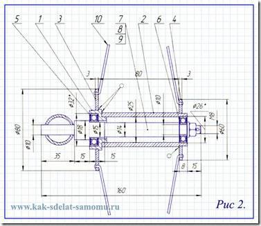 ремонт велосипеда (втулки) своиими руками