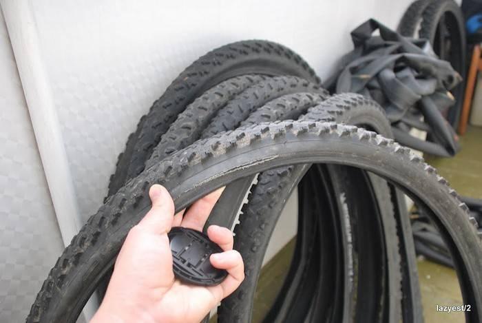 Как починить колесо велосипеда