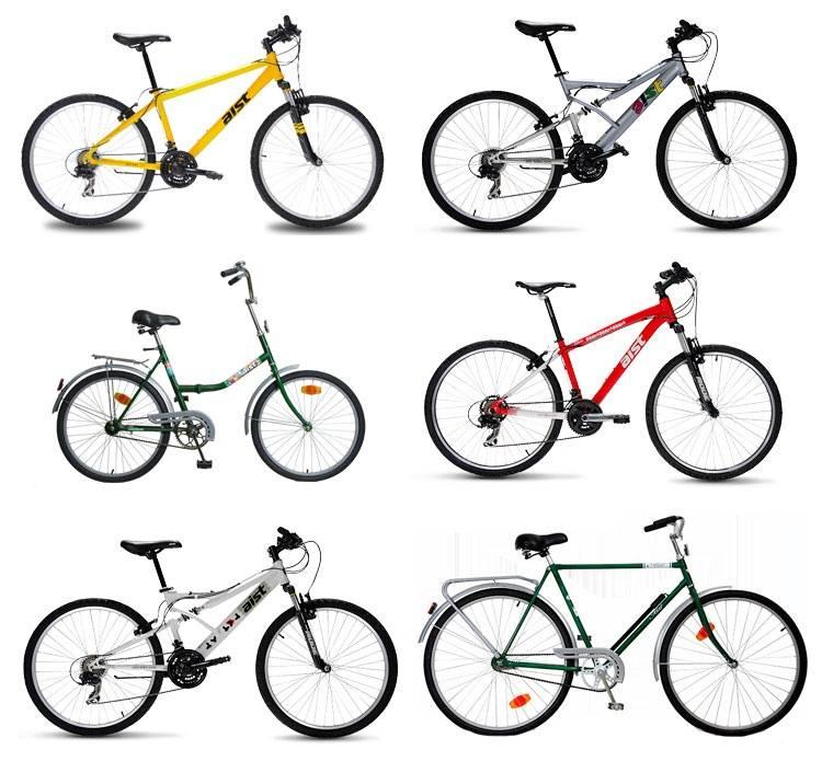 Отличие горного велосипеда от городского