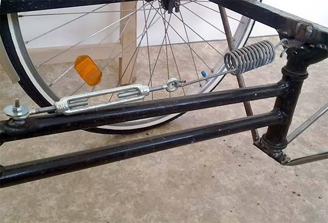 3 колесный велосипед взрослый своими руками