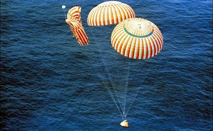 Десантные парашюты