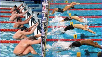 Кроль на спине техника плавания