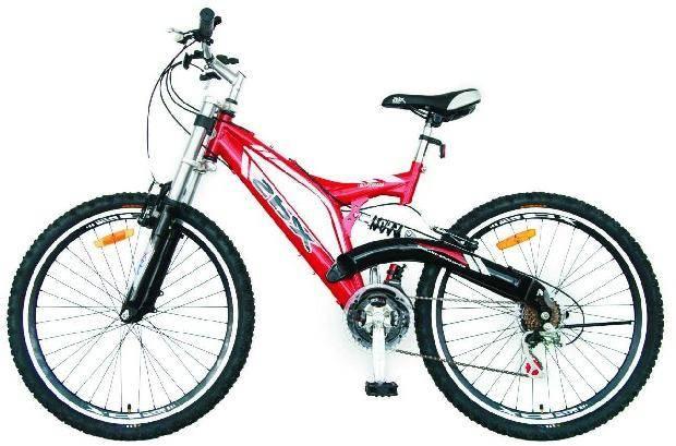 велосипед давление в шинах