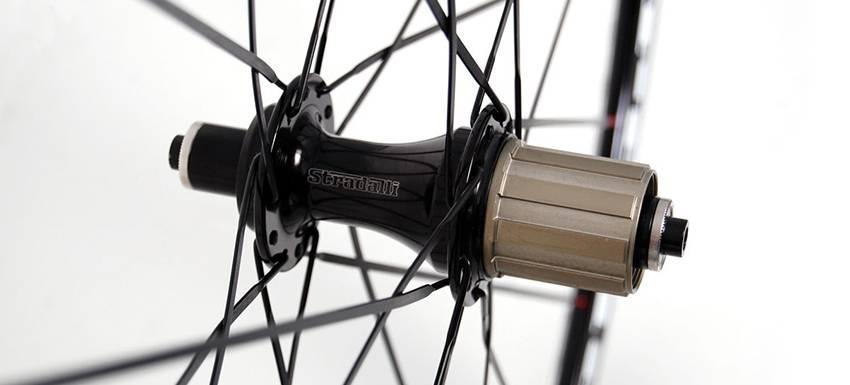 Задняя каретка велосипеда стелс