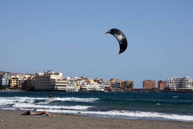 Виндсерфинг в испании