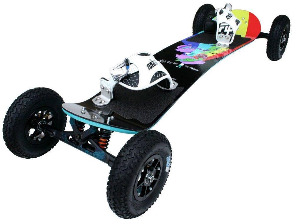 Скейтборд на двух колесах