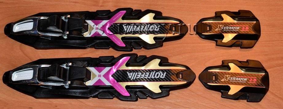 Крепления для лыжных ботинок