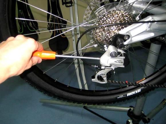 Как настроить скорости на велосипеде