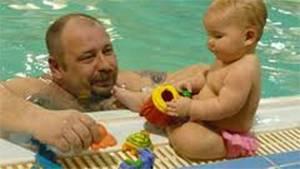 Плавание для детей 3 лет