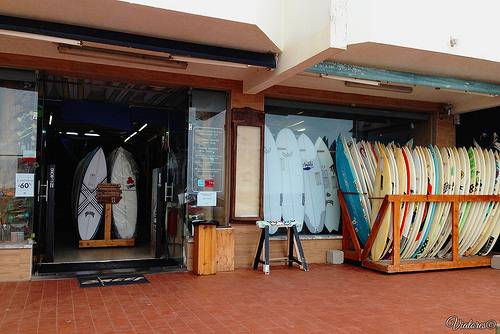 Серфинг для новичков в португалии