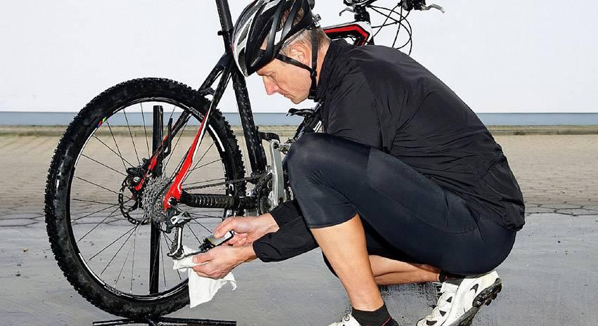 Регулировка переключателя скоростей на велосипеде shimano