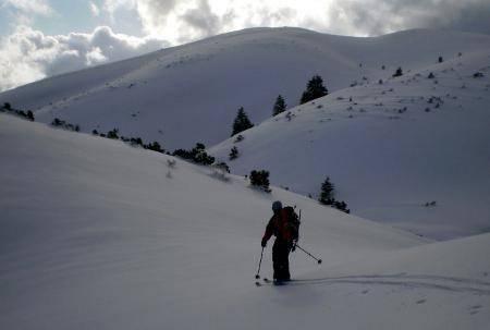 Длина лыж