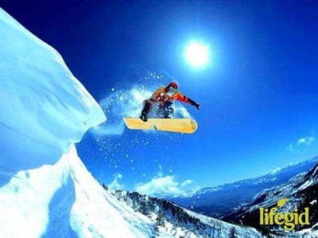 Сноубординг это