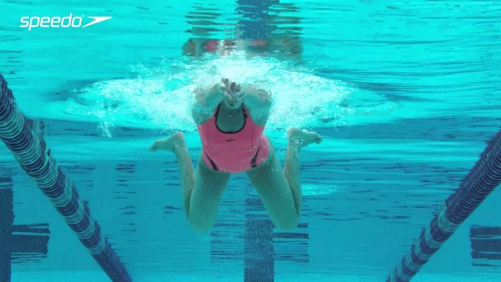 Брасс вид плавания