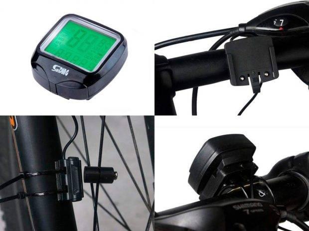 Как работает велокомпьютер беспроводной