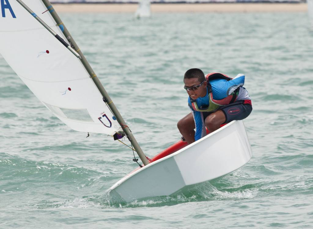 Top of the Gulf Regatta 2012